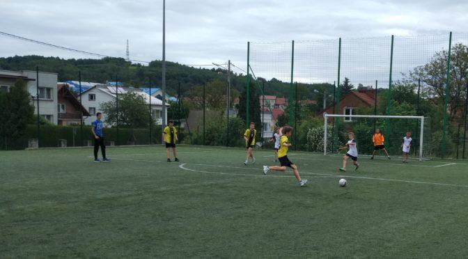 Gminne Igrzyska Młodzieży Szkolnej w mini piłce nożnej