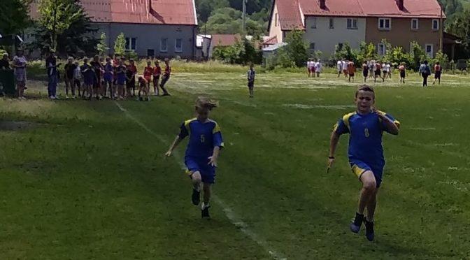 Gminne Igrzyska Dzieci w trójboju lekkoatletycznym