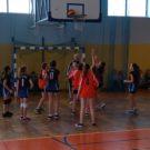 Gminne Igrzyska Dzieci w mini koszykówce dziewcząt