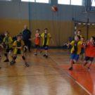 Gminne Igrzyska Dzieci w mini koszykówce chłopców