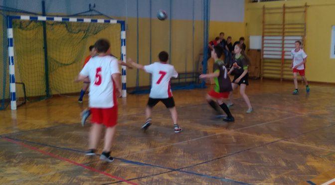 Gminne Igrzyska dzieci w piłce nożnej