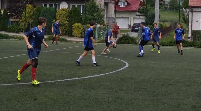 Gminne IMS w piłce nożnej