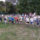 Gminne Igrzyska Dzieci w indywidualnych biegach przełajowych