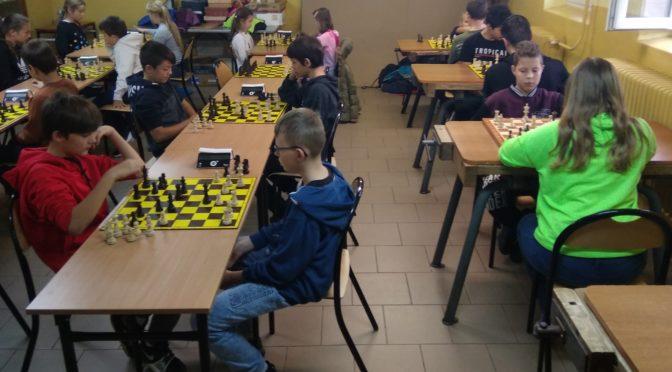 Gminne Igrzyska Dzieci w szachach
