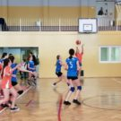 Gminne Igrzyska Młodzieży Szkolnej w koszykówce dziewcząt